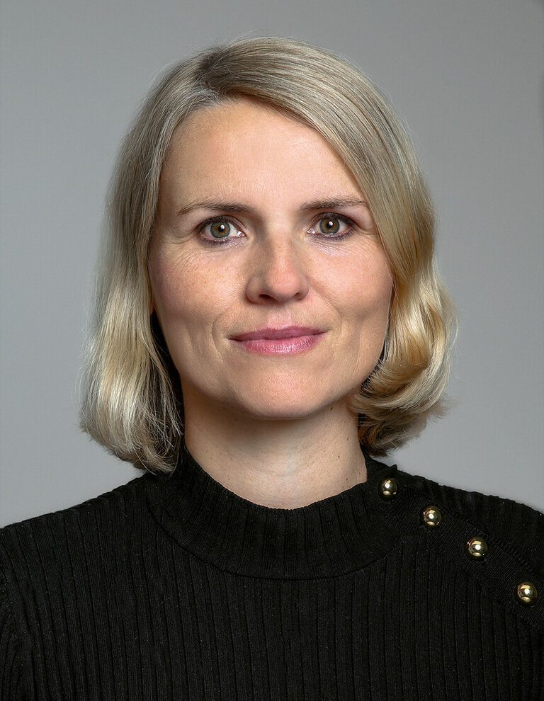 Dr. Britta Michel, Leiterin der Abteilung Central Research HMI bei MAN
