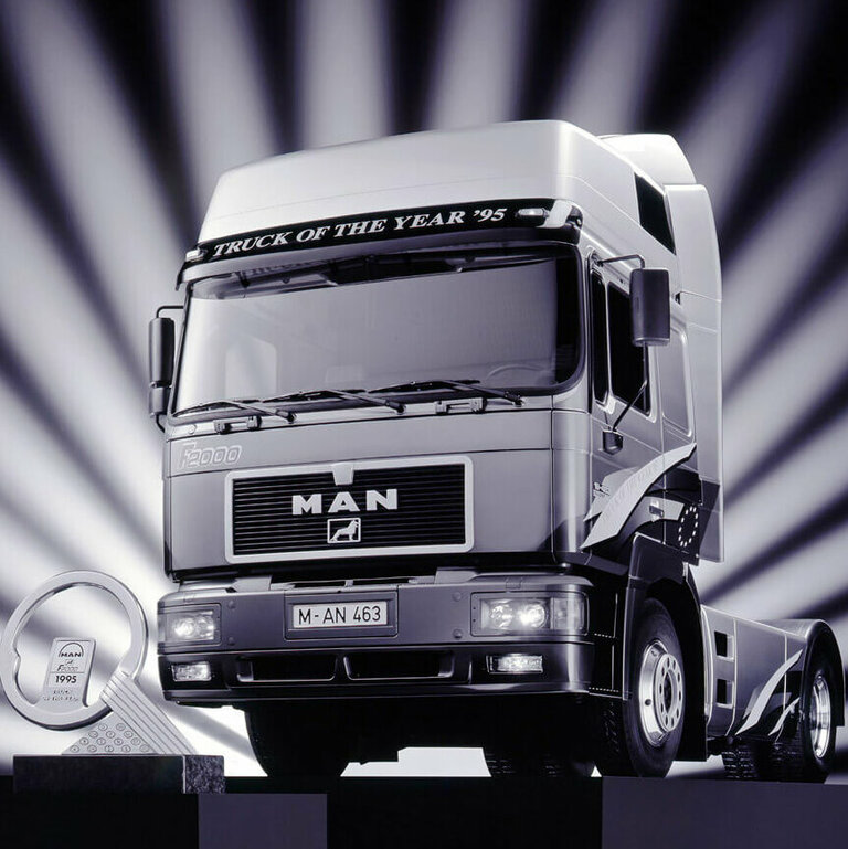 MAN Truck of the Year 1995