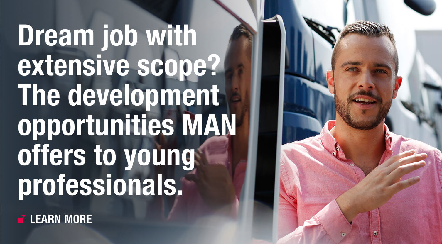 Development opportunities at MAN